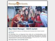 Key Client Manager - DACH market