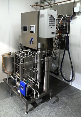 Milch Platten Pasteurisator Plattenpasteur Pasteur -: Kleinanzeigen aus Marienheide - Rubrik Produktionsmaschinen