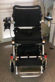 Moving Star 102 Elektrischer Rollstuhl