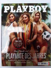 Playboy Juli 2018 - Playmates des