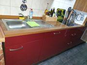 Küche Küchenzeile Nobilia Hochglanz Top