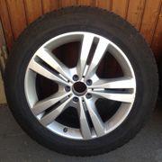 Mercedes GLE Winterräder 255-50 R
