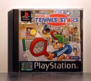 World Tennis Stars Sony PlayStation