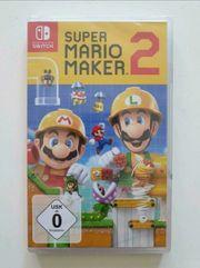 Super Mario Maker 2 OVP