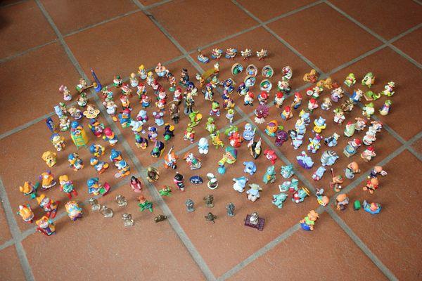 Gut 150 Ü-Ei Überraschungsei Figuren
