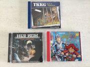 3 Kinder CD Hörspiele TKKG