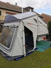 Zeltanhänger neu Marke Campwerk