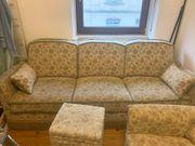 Retro 3 Sitzer Sofa 2