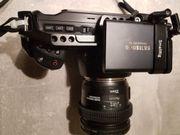 Canon Blackmagic Design Pocket Cinema