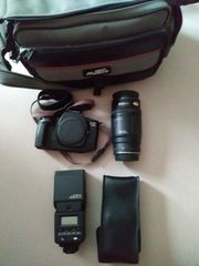 Fotoapparat Eos650 Analog
