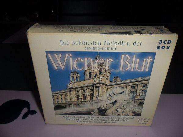 CD Box Wiener Blut 3