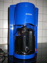 Filter Kaffeemaschine Severin mit Isolierkanne
