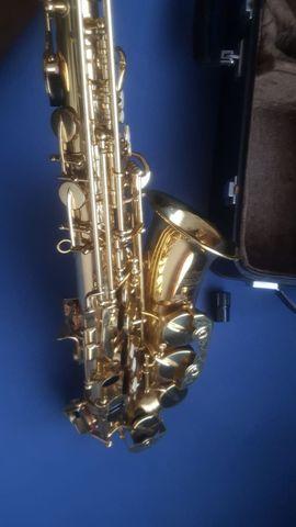 Bild 4 - Altsaxophon - Roy Benson AS-201 - Kindersaxophon - Stockach
