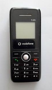 Ein einfaches Handy von Vodafone