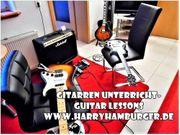Blues-Rock Gitarren Unterricht und andere