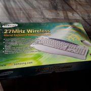 Tastatur und Maus von Samsung