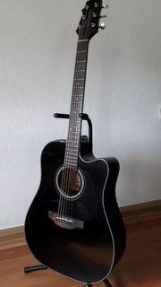 Verkaufe Akustikgitarre TAKAMINE GD30E mit