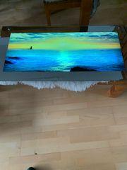 Beleuchtetes Wandbild Meer