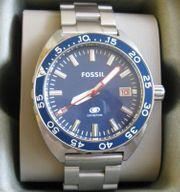 FOSSIL Herrenarmbanduhr Breaker FS 5048 -