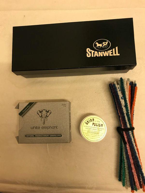 STANWELL Original Pfeife aus Denmark