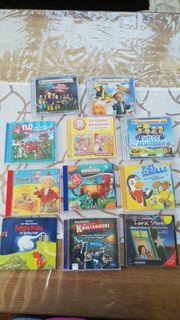 diverse Kinder Hörspiele Kinder-DVD