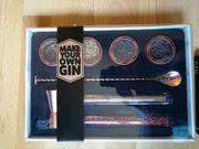 Gin Baukasten mit Buch