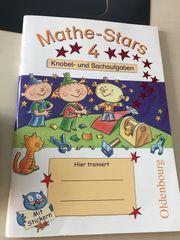 Mathe-Stars - Knobel- und Sachaufgaben 4 Schuljahr