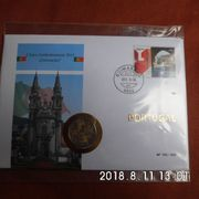 Numisbrief Portugal 2012