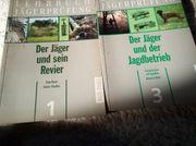 Lehrbuch Jägerprüfung Band 1 bis
