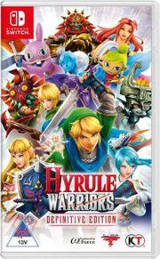 Hyrule Warriors Definitive Edition - Nintendo