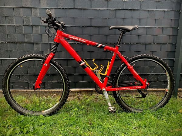 Cannondale Ultra MTB Mountainbike Originalzustand