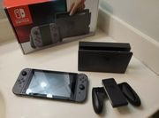 Nintendo Switch mit 128 SD