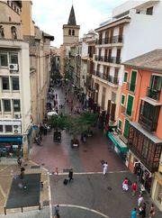 Palma de Mallorca im Zentrum