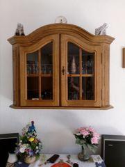 Wohnzimmer Hänge Schrank mit Kommode
