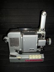 NORIS Filmprojektor Super 200 Automatic