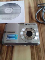 Samsung S860 Digitalkamera 8 1