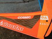 Freeridesegel GA Sails Cosmic 8