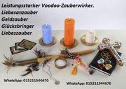 Leistungsstarker Voodoo-Zauberwirker