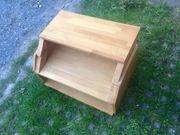 Schreibtisch Aufsatz aus Holz