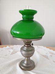 Petroleumlampe Öllampe Alte Tischlampe dekorative