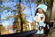 Häkelpuppe Handmade Puppe Spielzeug