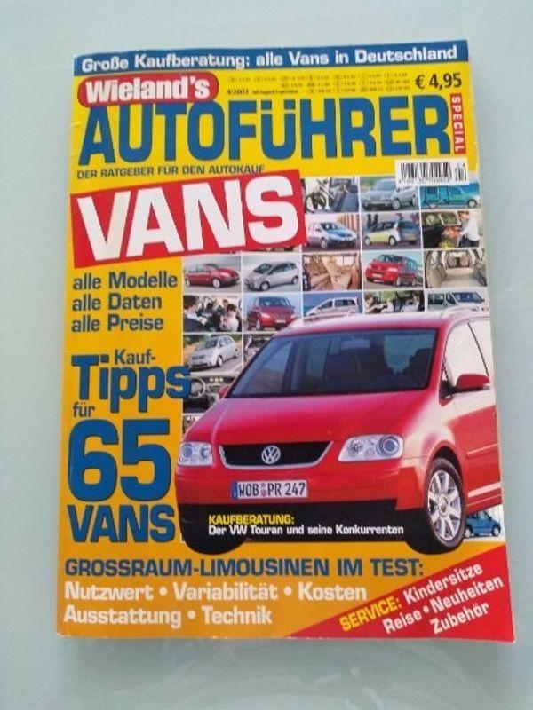 Vans Special von 2003