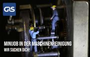 Maschinenreiniger Minijob m w d