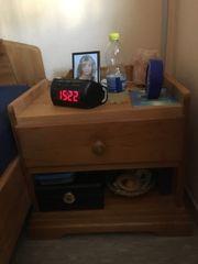 Schlafzimmer Kiefer massive