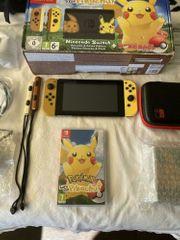 Nintendo Switch pokemon edition
