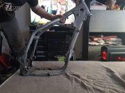 Motorrad Rahmen ktm 250