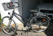 Damen Alu Trekking Fahrrad 28