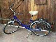 Neuwertiges 3 Gang Damenrad26