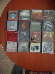 CD Sammlung - 35 Alben-Pop-Rock-Hard-Rock-Heavy Metal -