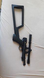 Crosman 2240 5 5mm Umgebaut